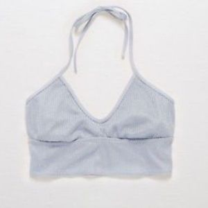 American Eagle Shimmer Bralette, Size Small